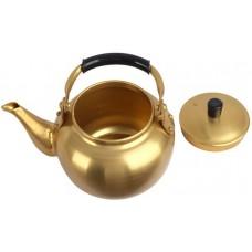 أباريق الشاي من نحاس ، اصفر - 1 لتر